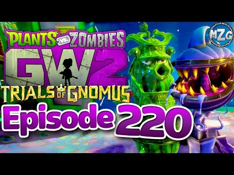 Plants vs Zombies Garden Warfare 2 Walkthrough - Hover Goat