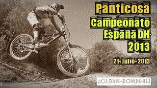 preview picture of video 'Panticosa-Cto.España DH 2013.ROLDAN'