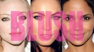HOW TO: PICK THE RIGHT BLUSHER FOR YOUR SKIN TONE!