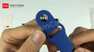 Ремешок STR Sport Band for Apple Watch - Delft Blue