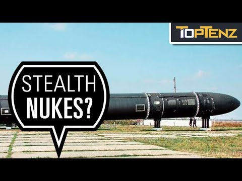 10 Terrifying RUSSIAN Weapons of WAR