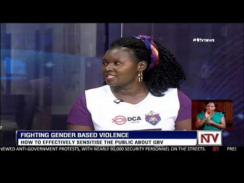 TALK OF THE NATION: How to effectively sensetise the public on GBV