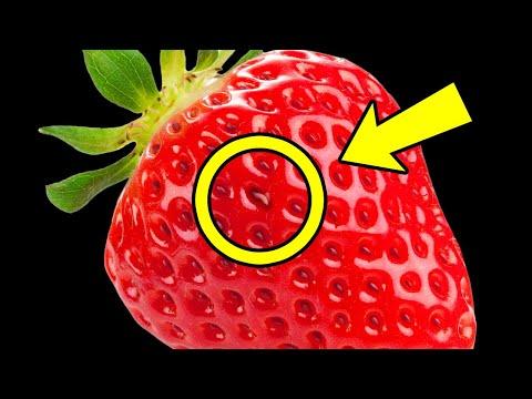 ¿Por Qué Debes Remojar Las Fresas En Agua Con Sal?