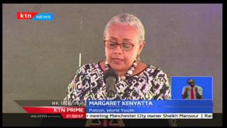 First Lady Margaret Kenyatta unveils World Youth  official website