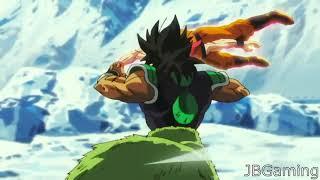 Dragon Ball Super Broly AMV Monster Skillet