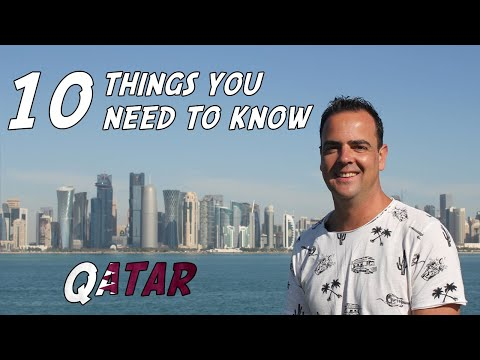 10 Things To Know Before Coming To Qatar - All About Life In Qatar / Doha !