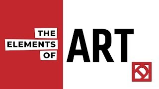 The Elements Of Art . . . Defined!