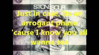 Mission Statement - Stone Sour