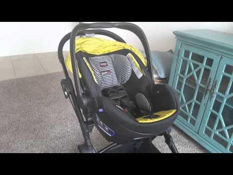 City Select Baby jogger + Britax adapter+ Chicco adapter