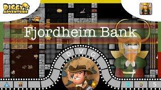 [~Loki~] #5 Fjordheim Bank - Diggy's Adventure