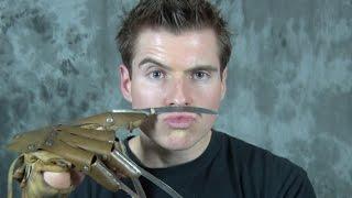 1:1 Original Freddy Krueger Template Glove Replica by Knifegloves.com