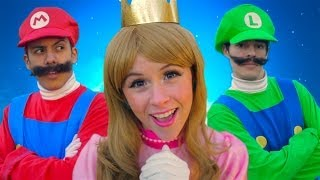90-е года, Super Mario 3D World - THE MUSICAL feat. Princess Peach