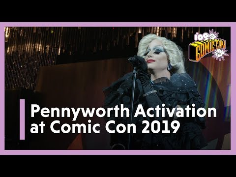 SDCC 2019   Tour The Pennyworth Activation