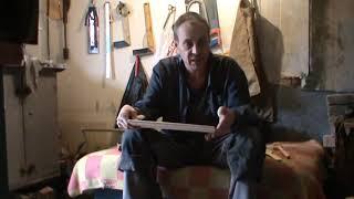 Смастерил сегодня Разделочную доску, Лопатку для жарки из  древесины Ясеня и Деревенскую ложку из Чёрной