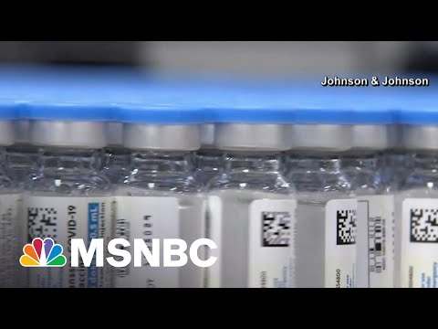 Dr. Vin Gupta: Identify People At Risk For Vaccine Side Effects | MTP Daily | MSNBC