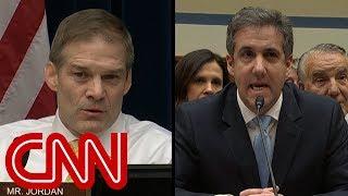 Cohen calls out GOP congressman: 'Shame on you'