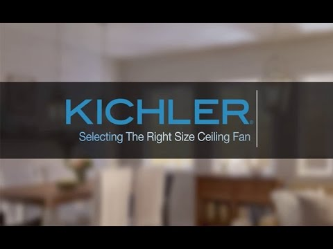 Video for Kittery Point Polished Nickel Four-Light 52-Inch Ceiling Fan