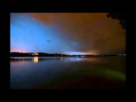 La tempesta sul lago di Varese