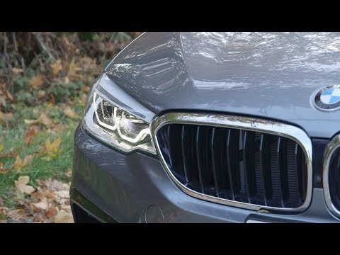 2018 BMW 540i – 360 Preview