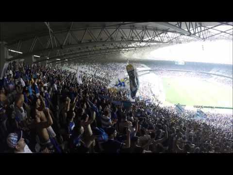 """""""Um Gigante Incontestado - Cruzeiro x Fluminense"""" Barra: Torcida Fanáti-Cruz • Club: Cruzeiro"""