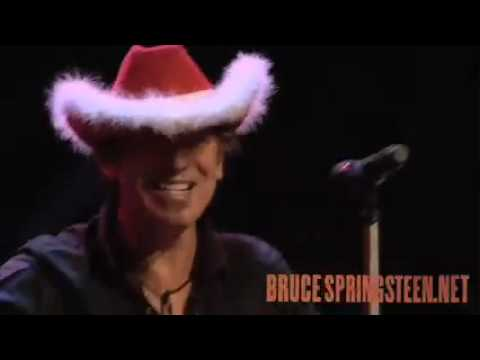 Bruce Springsteen - Santa Claus Is Coming to Town - Christmas Radio