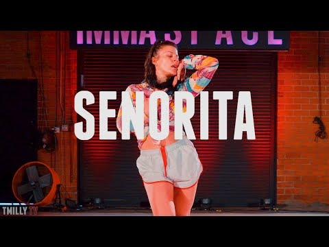 Shawn Mendes, Camila Cabello - Señorita - Dance Choreography by Janelle Ginestra