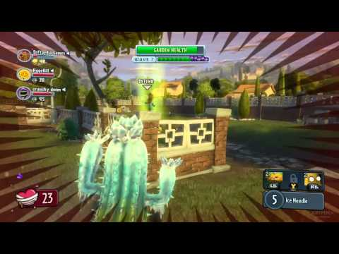 Plants vs. Zombies: Garden Warfare Review (Xbox One)