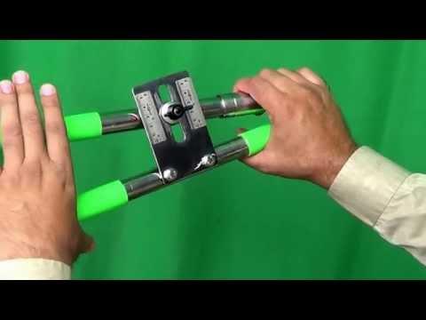 Hand-Grip Exerciser, IMI-2834 (Stainless Steel)
