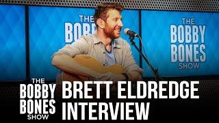 Brett Eldredge On His 'Good Day' Movement, Strangest Fan Encounter, & Friends In Music
