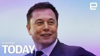 Elon Musk's public diss of Mark Zuckerberg | Engadget Today