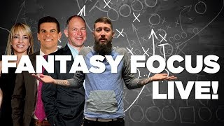 Fantasy Focus Live: Running backs, Training Camp, and Vikings Preview