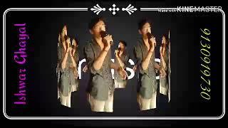 Tere dware pe aai barat karaoke with lyrics - YouTube