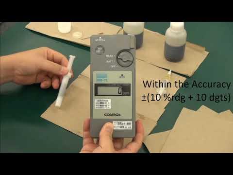 Portable Lubricant Oil Steel Dust Meter SDM-73