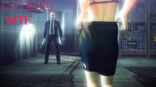 Top 10  WTF Moments in Hitman