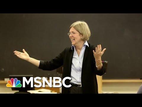 Sen. Elizabeth Warren Rides Populist Wave With 'Burning Toaster' Approach To Wall Street | MSNBC