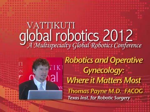 Robotics and Operative Gynecology