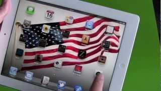 Apple iPad 3 Unboxing, einrichten und erster Eindruck