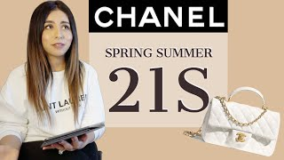 Let's Schmooze! Chanel Spring Summer 2021 21S First Impressions