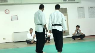 preview picture of video 'Esame per cintura blu Jujitsu Pesaro Urbino 28 nov 2012'