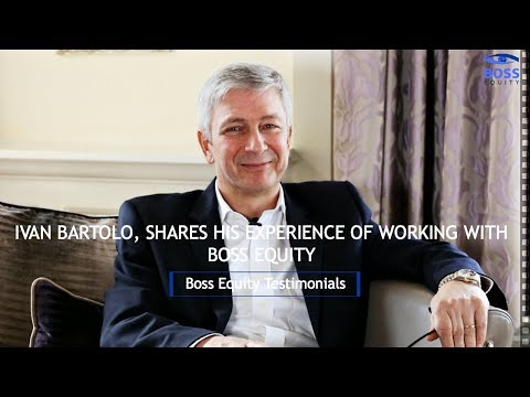 Former client, Ivan Bartolo shares his experience of working with Boss Equity