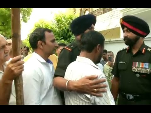 Family mourns loss of Major Ketan Sharma killed in Anantnag's terrorist encounter