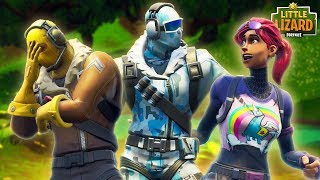 FROSTBITE CRASHES RAPTORS DATE! - Fortnite Short Film