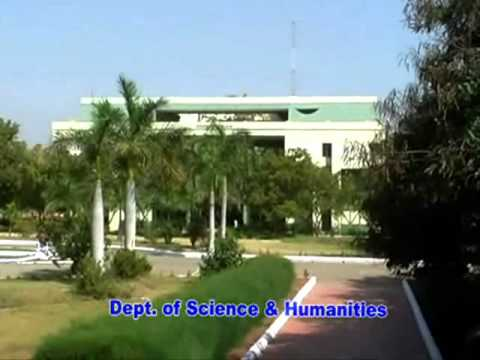PSNA College of Engineering and Technology video cover1