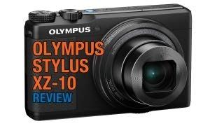 Olympus Stylus XZ-10 Review
