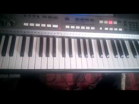 Ekueme by prospa_piano chord progression for beginners
