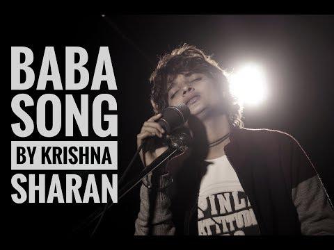 Baba Song   Female Cover by Krishna Sharan