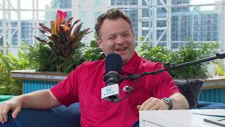 Comedian Frank Caliendo Joins the Rich Eisen Show in Miami | Full Interview | 1/28/20