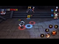 Marvel Future Fight - Captain America Review / Shadowland Floor 1 Solo Vs Spider-Man S.d Relay
