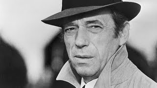 Yves MONTAND  'A bicyclette'  by Georges FERRIERES ( recorded Live )