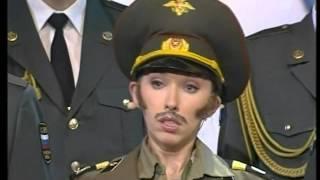 """Елена Воробей, Юрий Гальцев, ансамбль """"Красная Звезда"""" и я здесь тоже есть"""